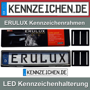 3m led kfz kennzeichen fl chenleuchte kennzeichen. Black Bedroom Furniture Sets. Home Design Ideas